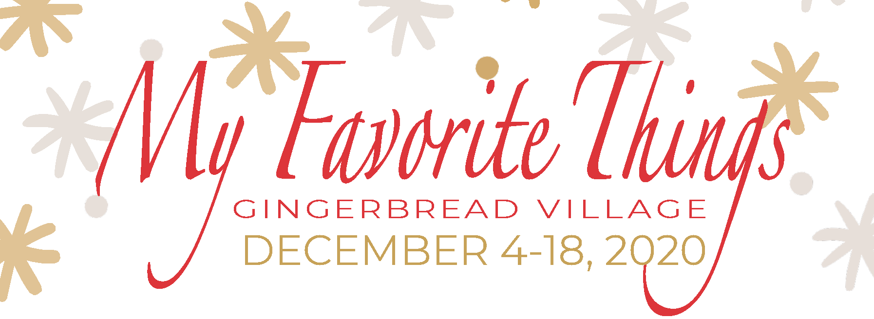 RiverCenter Gingerbread Village