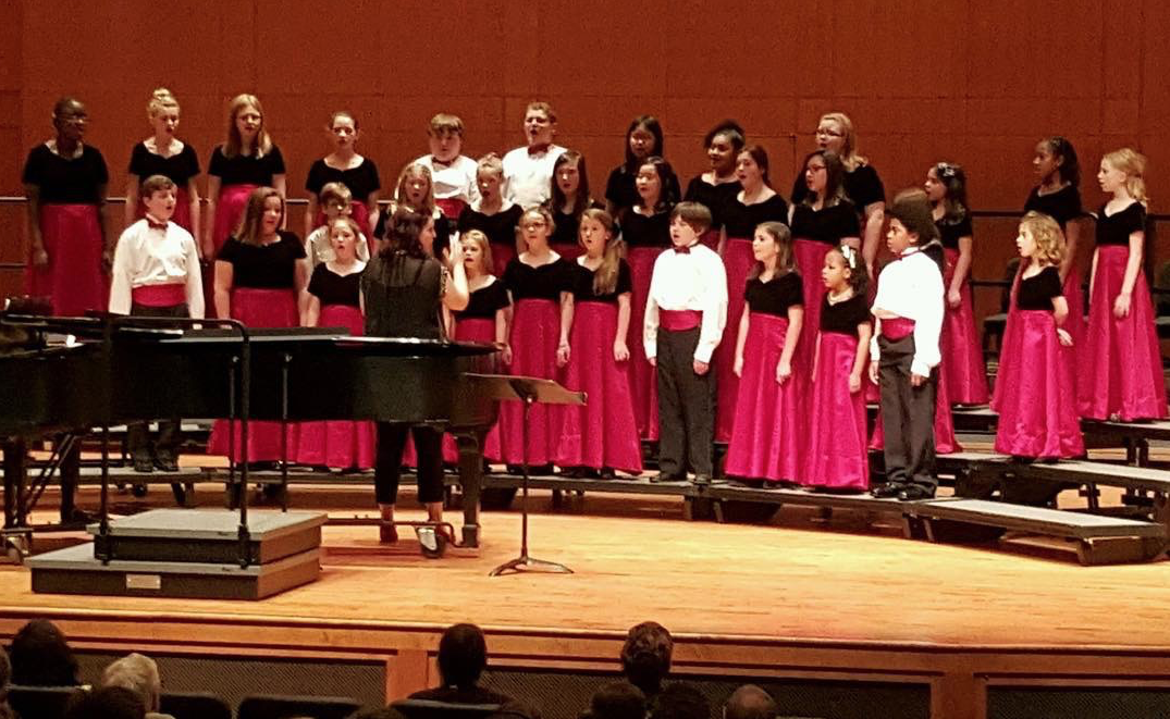 Voices of the Valley Holiday Parking Garage Concert