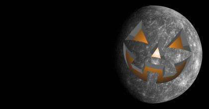 Halloween Space Adventure