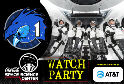 Riding Dragons: NASA and SpaceX's Crew 1 Launch Watch Party