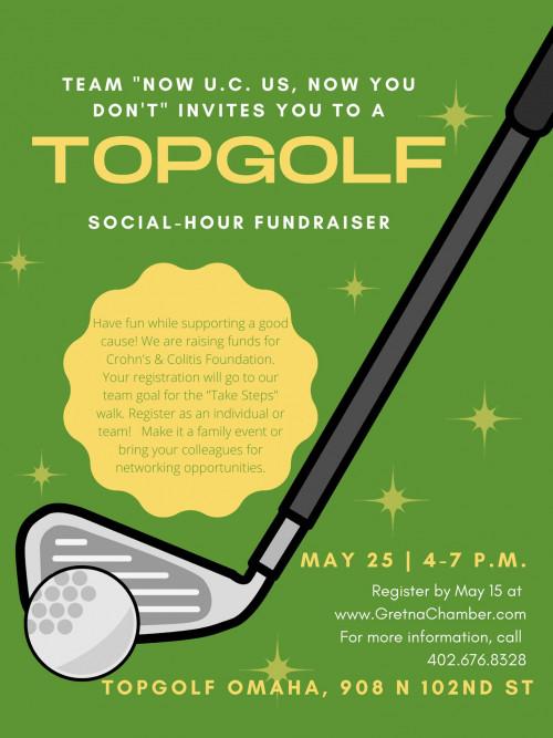 Topgolf Fundraiser for U.C. Walk