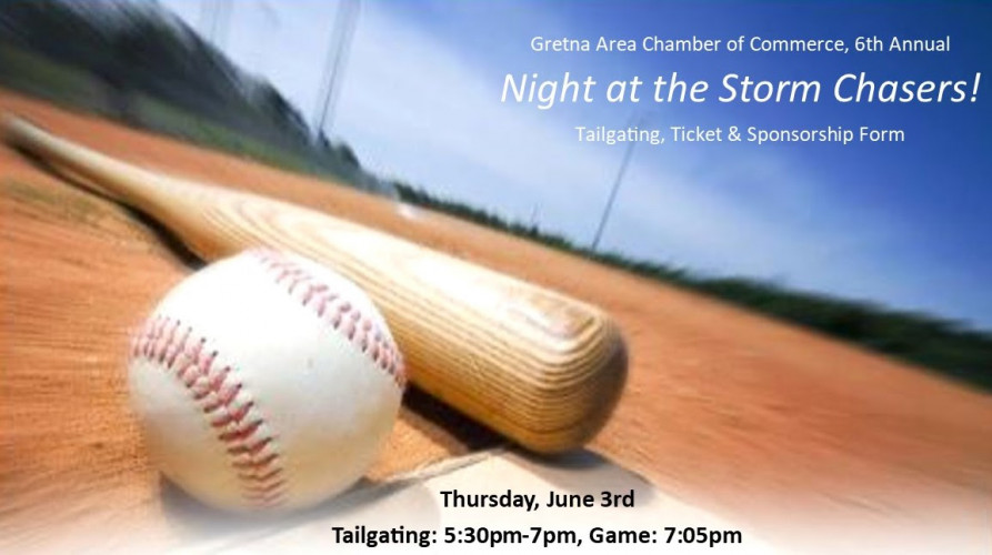 Chamber Night Out: Werner Park - Omaha Storm Chasers