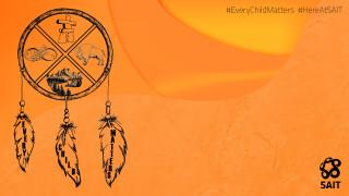 SAIT Orange Shirt Day logo