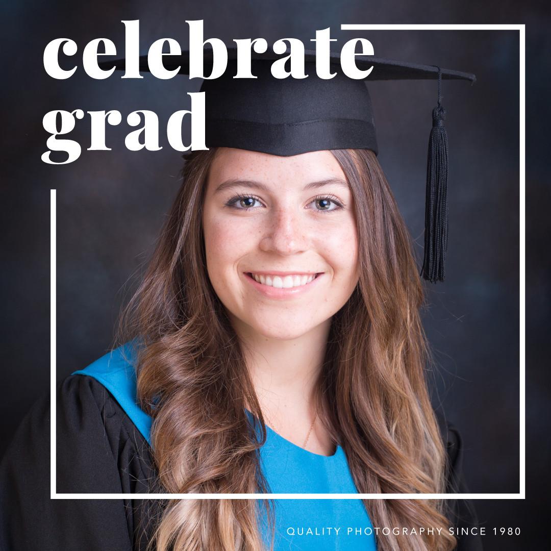 Grad Portraits with Mountain West Studios