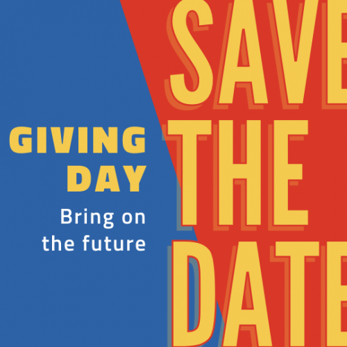 Giving Day graphic