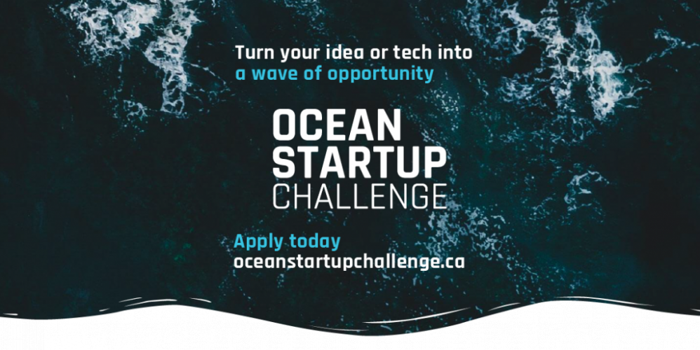 Ocean Startup Challenge: Application Deadline