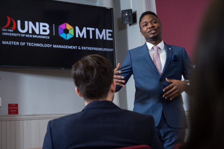 Master of TME Application Deadline: Domestic Students