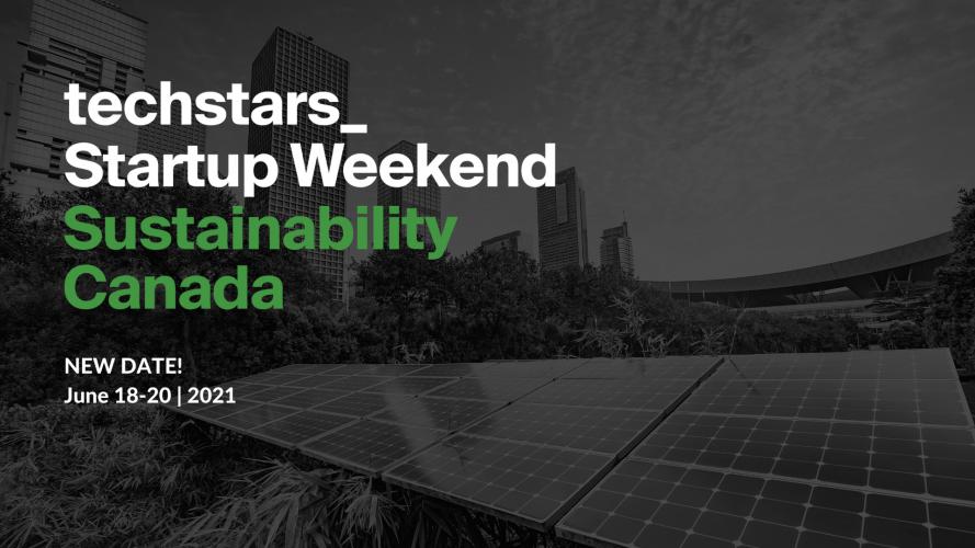 Startup Weekend Sustainability Canada