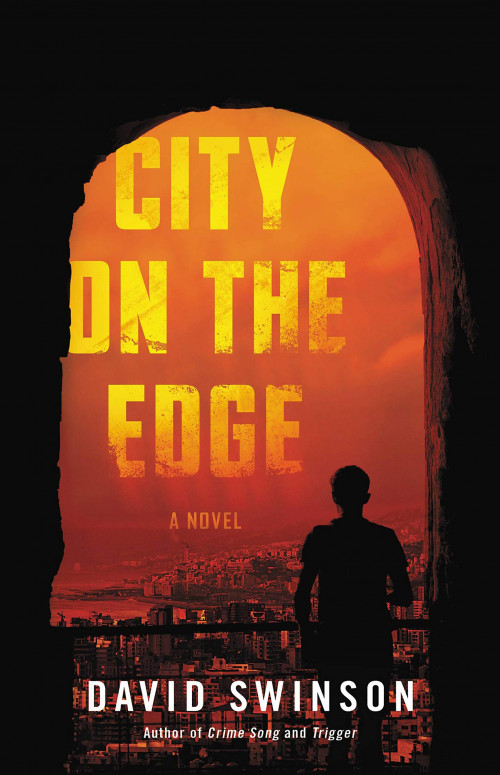 David Swinson discusses City on the Edge
