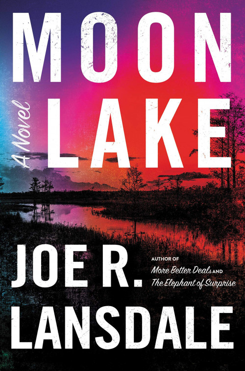 Joe R Lansdale discusses Moon Lake