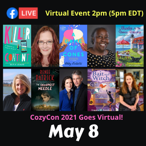 Virtual Event: Cozy Con 2021