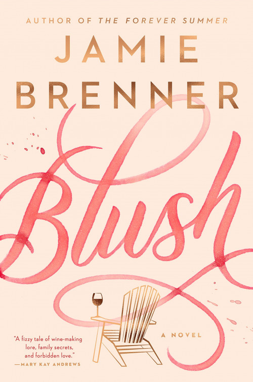 Jamie Brenner discusses Blush