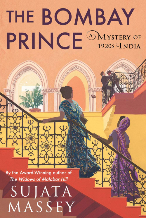Sujata Massey discusses The Bombay Prince with special guest, Nev March