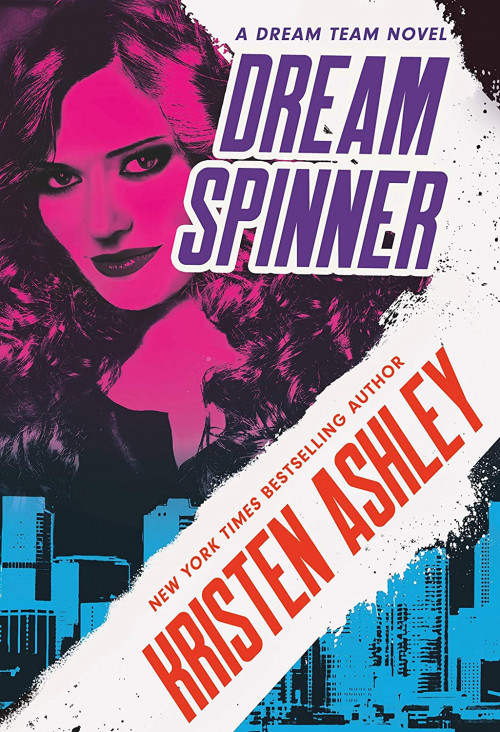 Kristen Ashley discusses Dream Spinner