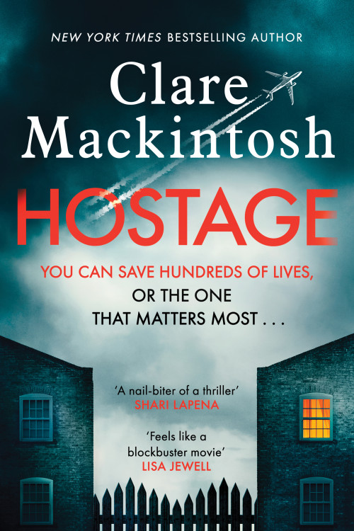 Clare Mackintosh discusses Hostage