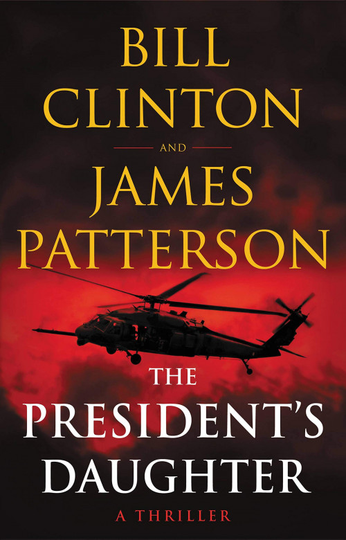 Bill Clinton and James Patterson discuss their new novel, The President's Daughter.  Hosted by Lee Child