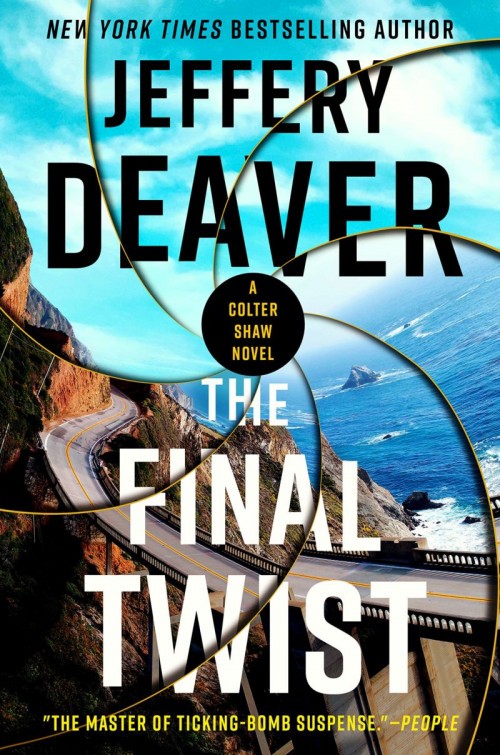 Virtual Event: Jeffery Deaver