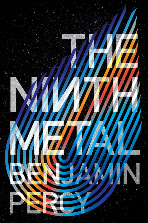 Benjamin Percy discusses The Ninth Metal