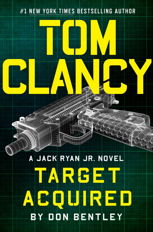 Don Bentley discusses Tom Clancy: Target Acquired with special guest, Brad Taylor