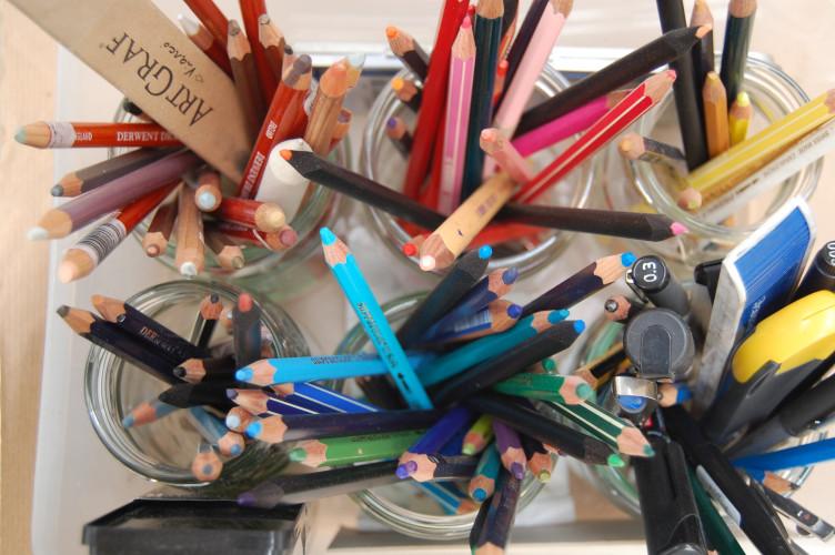 Atelier para Jovens (dos 9 aos 15 anos) - Desenho e Colagem: O Poema e a sua Imagem (à distância)