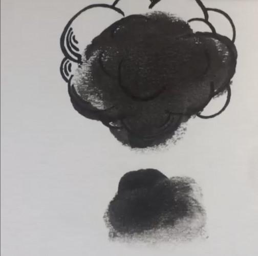 Mini-curso de desenho e pintura: Sem Princípio nem Fim, Desenho Contínuo (à distância)
