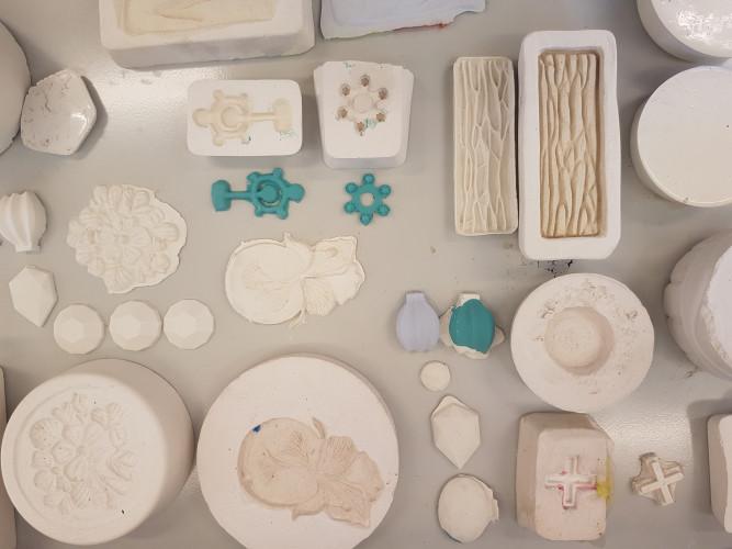 Workshop de Joalharia: Moldes