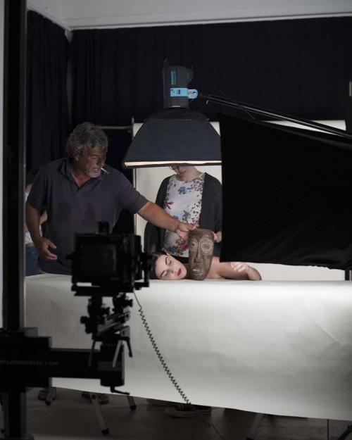 Workshop de Fotografia: Câmera de Médio e Grande Formato