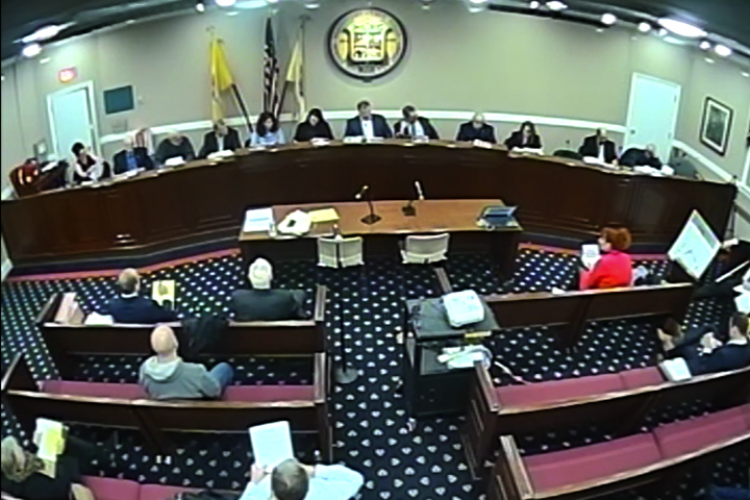 Parsippany-Troy Hills Planning Board Meeting