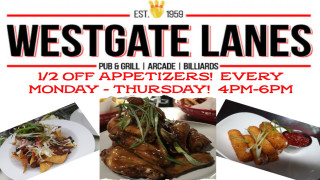 Appy Hour - Half off Apps!