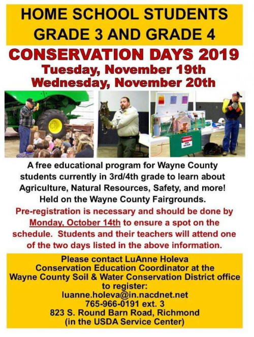 Conservation Days