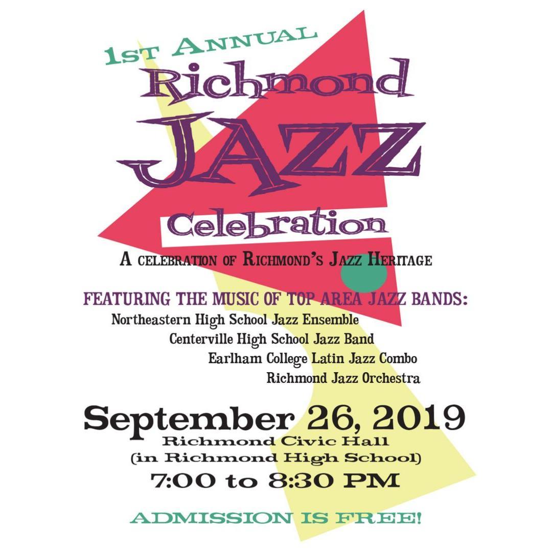 1st Annual Richmond Jazz Celebration