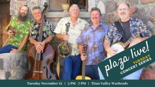 Plaza Live! Titan Valley Warheads