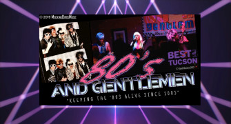 Live Music with 80s and Gentlemen
