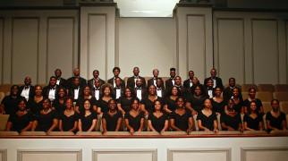NSU Choir performance