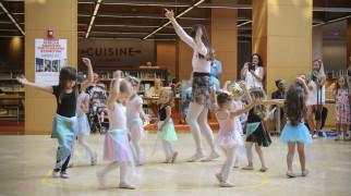 Itty Bitty Ballerina Dance Class